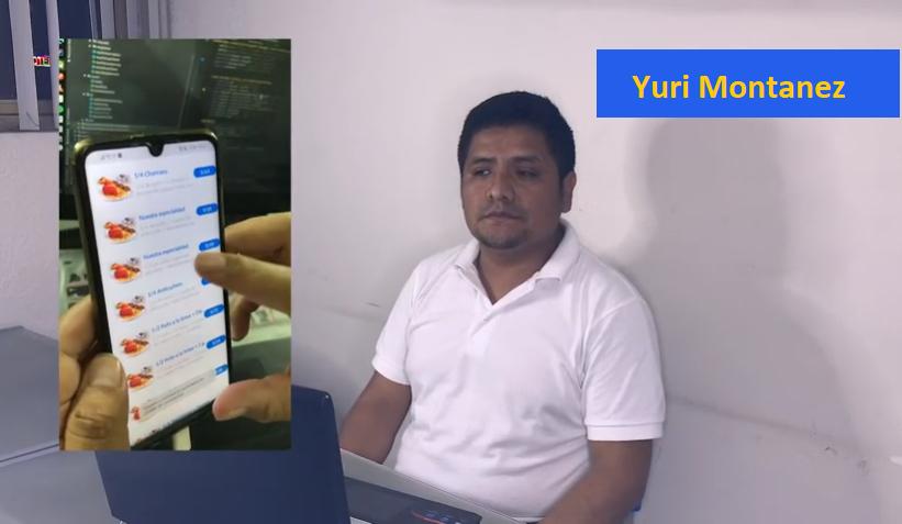 caso de éxito: Yuri Michael Montanez Tucar, nos cuenta sobre su proyecto