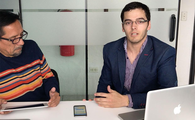 caso de éxito Gustavo Aceredo (ex-Alumno) nos presenta su app iOS ( app iPhone )
