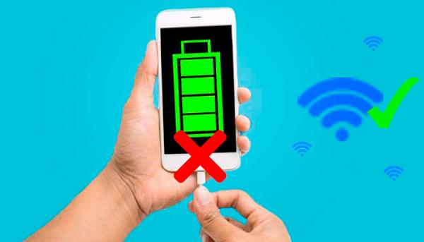 caso de éxito ¿Te imaginas no tener que cargar la batería de tu celular?