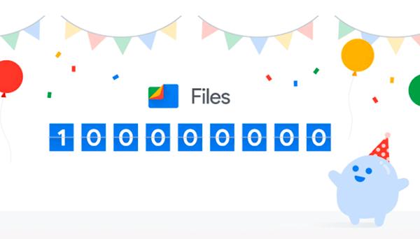 caso de éxito �SAB�AS QUE? 100 millones de personas utilizan Google Files