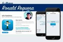caso de éxito Ronald Requena y su App Papeletas de transito