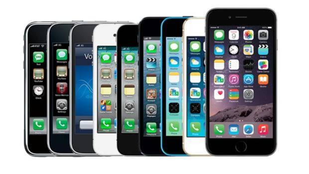 caso de éxito El iPhone cumple 10 años