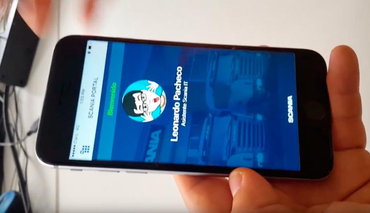 caso de éxito Leonardo nos presenta su nueva App desarrollada con iOS