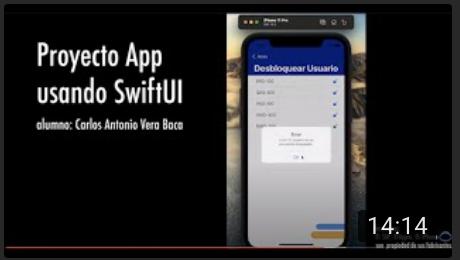 caso de éxito: Proyecto App